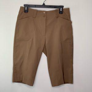 Nike Golf NikeFit Dry Bermuda Shorts